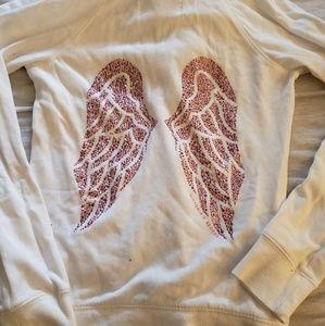 Victoria's secret angel wing ZipUp